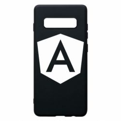 Чохол для Samsung S10+ Аngular