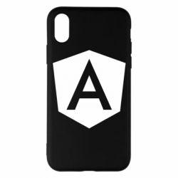 Чохол для iPhone X/Xs Аngular