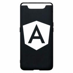 Чохол для Samsung A80 Аngular