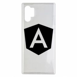 Чохол для Samsung Note 10 Plus Аngular