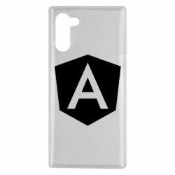 Чохол для Samsung Note 10 Аngular