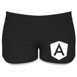 Жіночі шорти Аngular