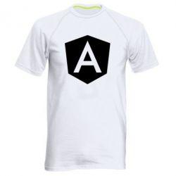 Чоловіча спортивна футболка Аngular