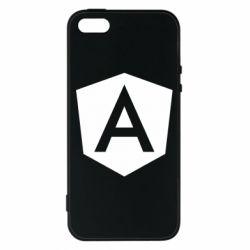 Чохол для iphone 5/5S/SE Аngular