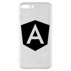 Чохол для iPhone 8 Plus Аngular