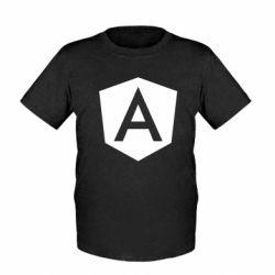 Дитяча футболка Аngular