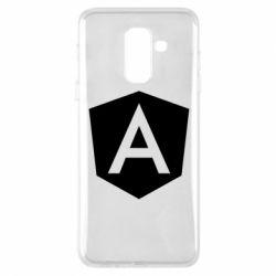Чохол для Samsung A6+ 2018 Аngular