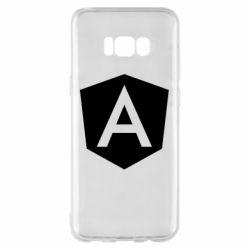 Чохол для Samsung S8+ Аngular
