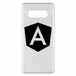 Чохол для Samsung Note 8 Аngular