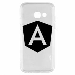 Чохол для Samsung A3 2017 Аngular