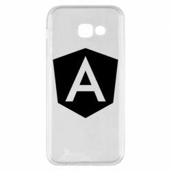 Чохол для Samsung A5 2017 Аngular