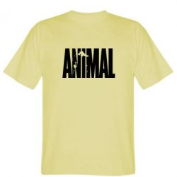 Мужская футболка Animal Gym - FatLine