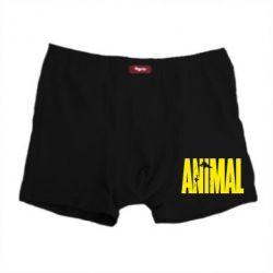 Мужские трусы Animal Gym - FatLine