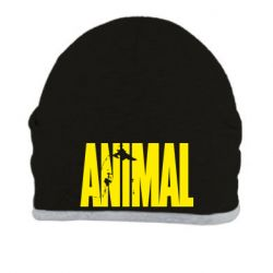 Шапка Animal Gym - FatLine