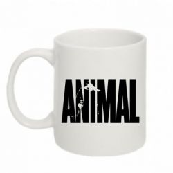 Кружка 320ml Animal Gym
