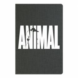 Блокнот А5 Animal Gym