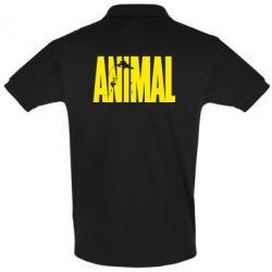 Футболка Поло Animal Gym - FatLine