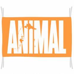 Прапор Animal Gym