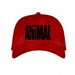 Детская кепка Animal Gym - FatLine