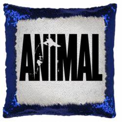 Подушка-хамелеон Animal Gym