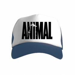 Дитяча кепка-тракер Animal Gym