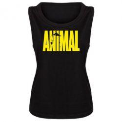 Женская майка Animal Gym - FatLine