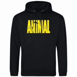 Мужская толстовка Animal Gym - FatLine