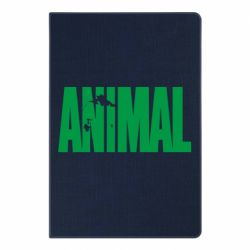 Блокнот А5 Animal Logo