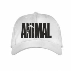 Детская кепка Animal Logo - FatLine