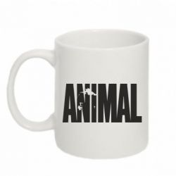 Кружка 320ml Animal Logo