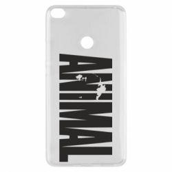 Чохол для Xiaomi Mi Max 2 Animal Logo
