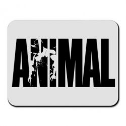 Коврик для мыши Animal Powerlifting - FatLine