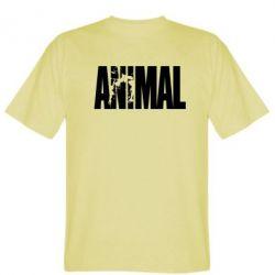 Мужская футболка Animal Powerlifting - FatLine