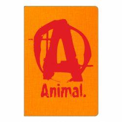 Блокнот А5 Animal