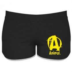 Женские шорты Animal - FatLine