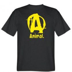 Мужская футболка Animal - FatLine