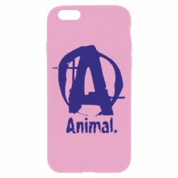 Чохол для iPhone 6/6S Animal