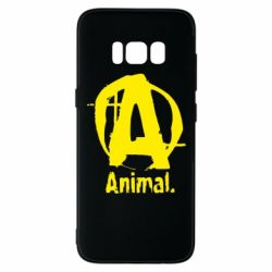 Чохол для Samsung S8 Animal