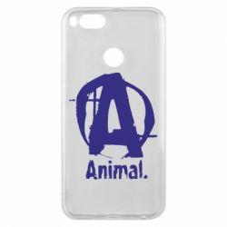 Чехол для Xiaomi Mi A1 Animal