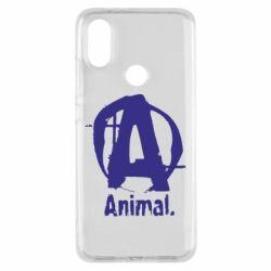 Чехол для Xiaomi Mi A2 Animal