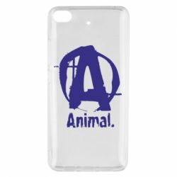 Чехол для Xiaomi Mi 5s Animal