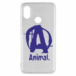 Чехол для Xiaomi Mi8 Animal