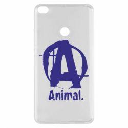Чехол для Xiaomi Mi Max 2 Animal