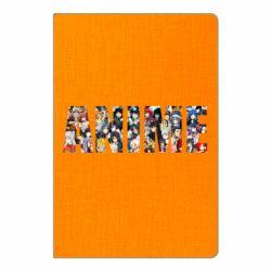 Блокнот А5 Anime characters