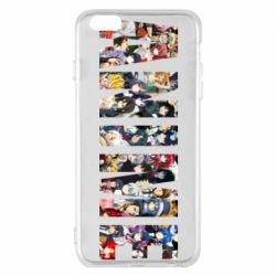 Чохол для iPhone 6 Plus/6S Plus Anime characters