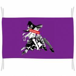 Флаг Anime girl Halloween