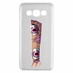 Чохол для Samsung A3 2015 Anime girl peeping