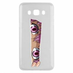 Чохол для Samsung J5 2016 Anime girl peeping