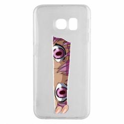 Чохол для Samsung S6 EDGE Anime girl peeping