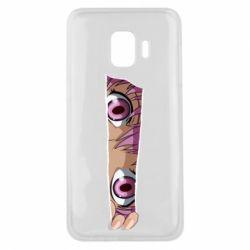 Чохол для Samsung J2 Core Anime girl peeping